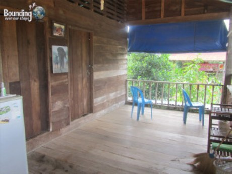 Surin Project - Spacious Balcony