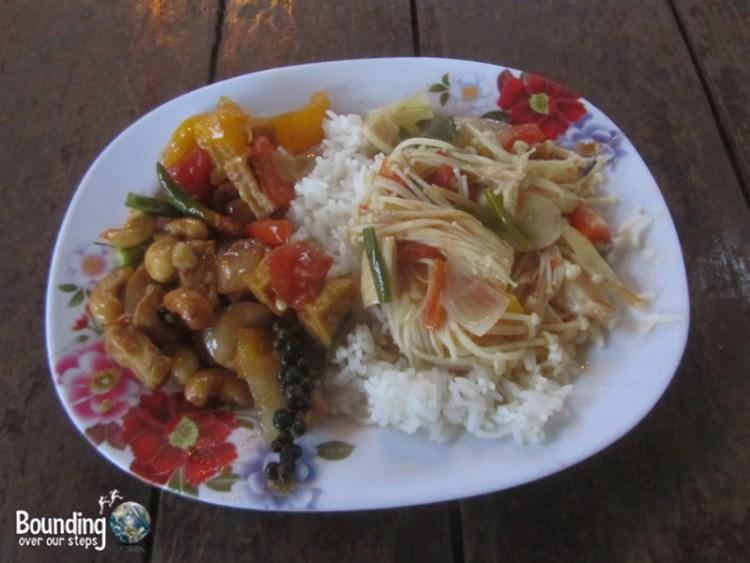 Surin Project - Vegan Food 2