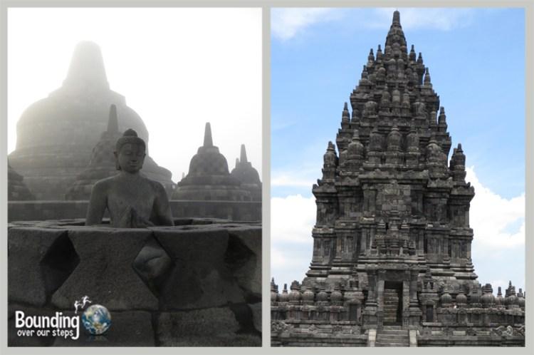 2014 Year in Review - Borobudur and Prambanan