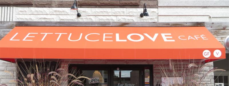 Lettuce Love Vegan Cafe - Featured