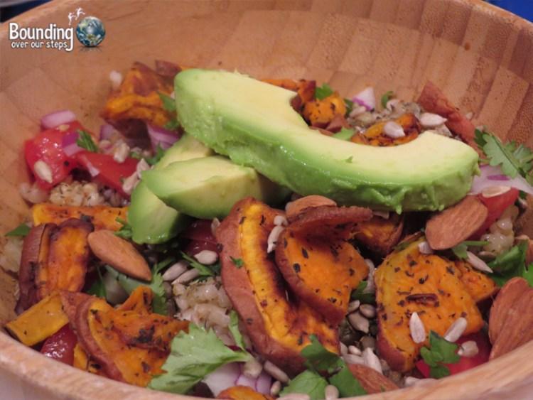 Lettuce Love Vegan Cafe - Happy Buddha Bowl