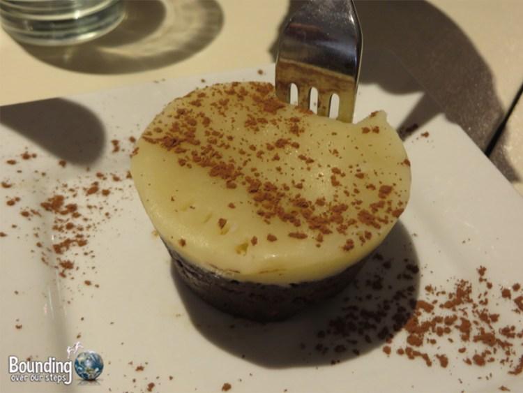 Rawlicious Vegan Restaurant - Brownie