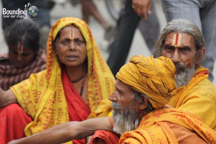 People of Nepal - Suffi Elders