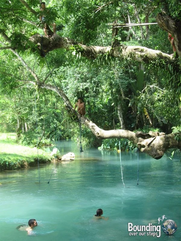 Caves of the World - Laos - Blue Lagoon
