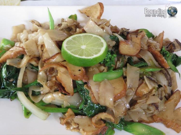 My Thai Vegan Restaurant - Pad See Ew