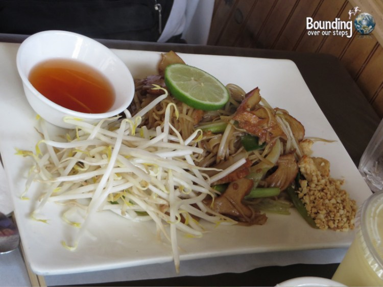 My Thai Vegan Restaurant - Pad Thai