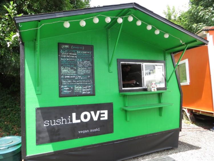 Sushi Love Vegan - Food Cart