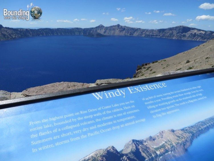 Pic 11 - Crater Lake - Cloudcap Overlook