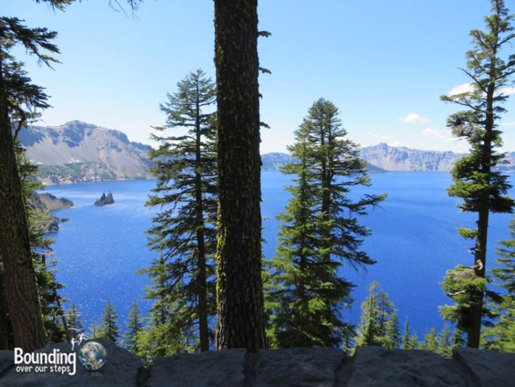 Pic 13 - Crater Lake - Phantom Ship Overlook