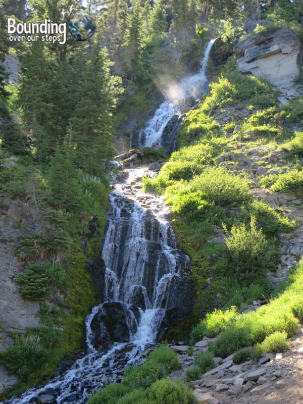 Pic 15 - Crater Lake - Vidae Falls