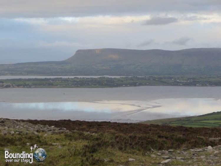 View from Knocknarea