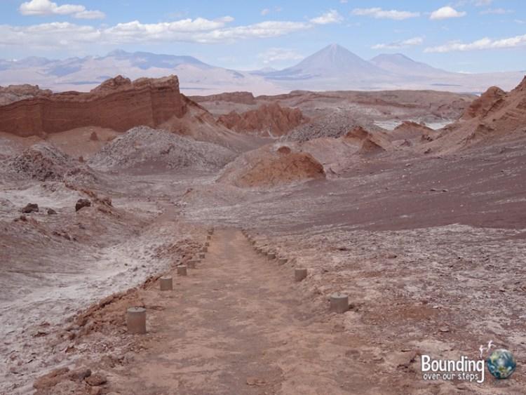 Atacama Desert - Valle de la Luna - Hike Down