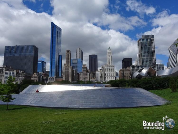 Chicago Awesome City - Millenium Park