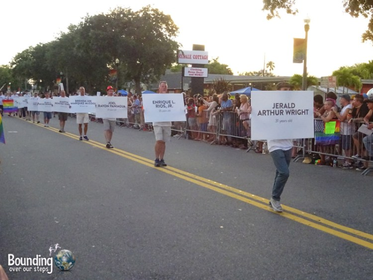 Love Wins Against Westboro - St. Pete Pride Victims