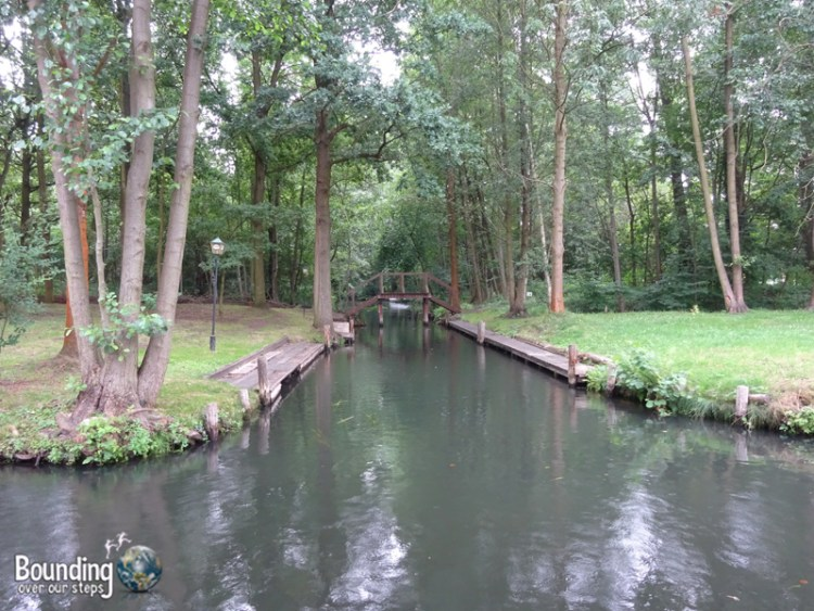 Things to do in Berlin - Spreewald - Canals
