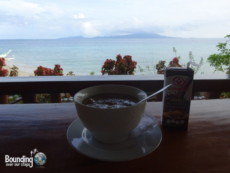Talipanan Beach - Breakfast View