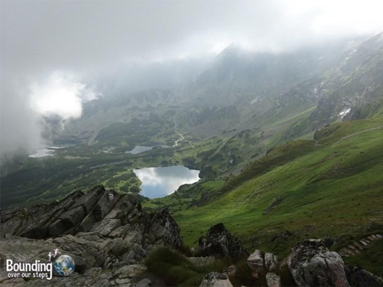 Zakopane - Polish Alps - Alpine Lake