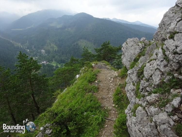 Zakopane - Polish Alps - Nosy Hike Trail Top