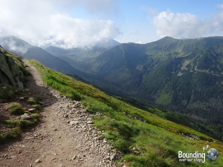 Zakopane - Polish Alps - Path