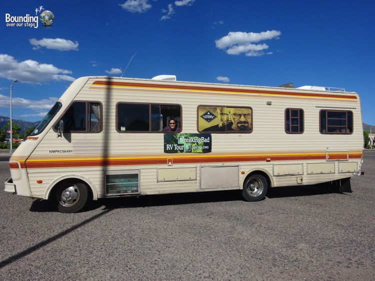 Vegan in Northern New Mexico - Breaking Bad Tour