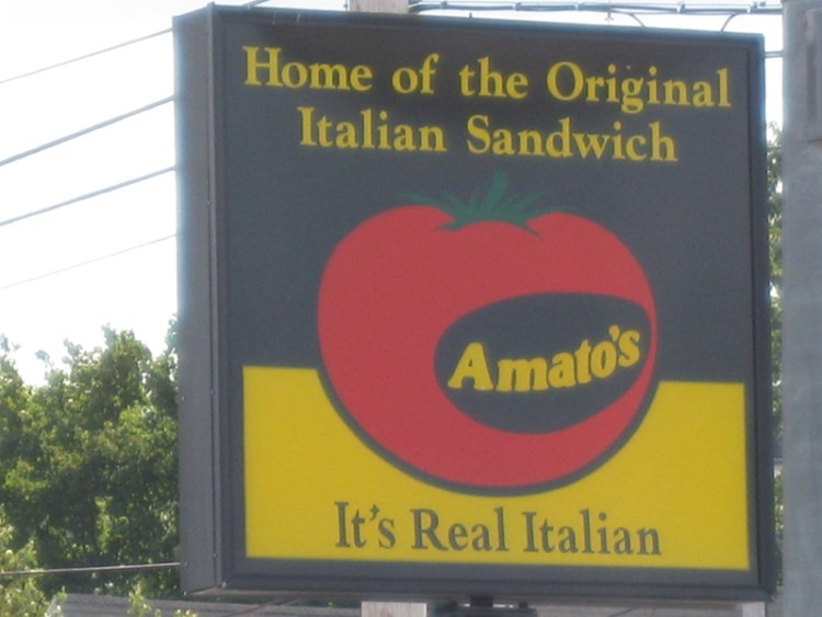 Grammie in Maine - Vegan - Famous Amato's