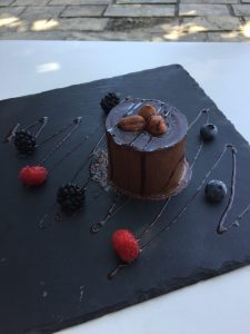 Vegan in Croatia - Art of Raw - Chocolate Mousse