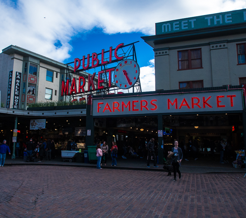 Pike's Place Fish Market