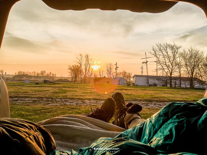 free camping in washington state