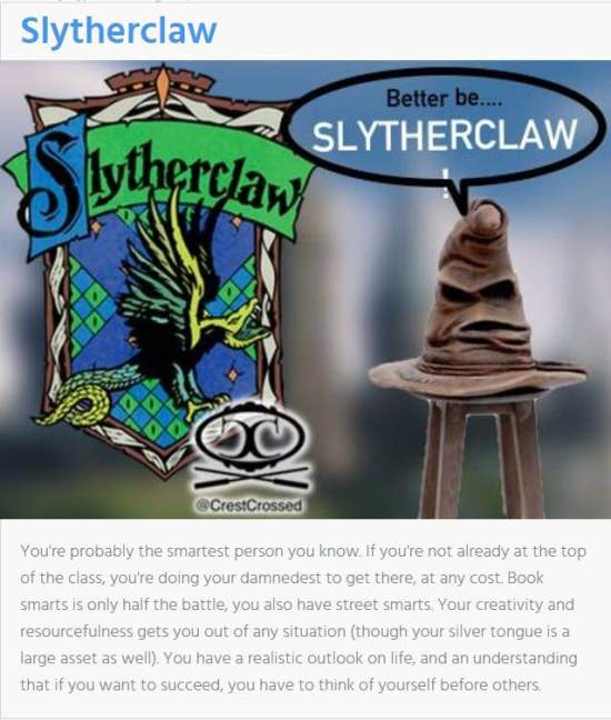 Slytherinclaw