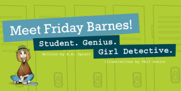 Meet Friday Barnes