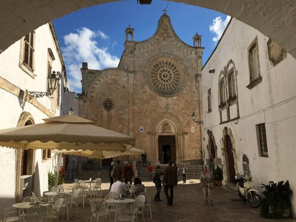 Cathedral in Puglia