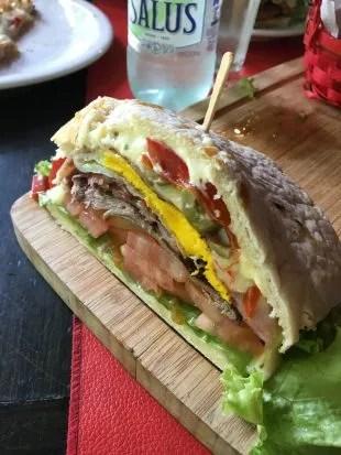 Chivitos, Uruguay Cuisine