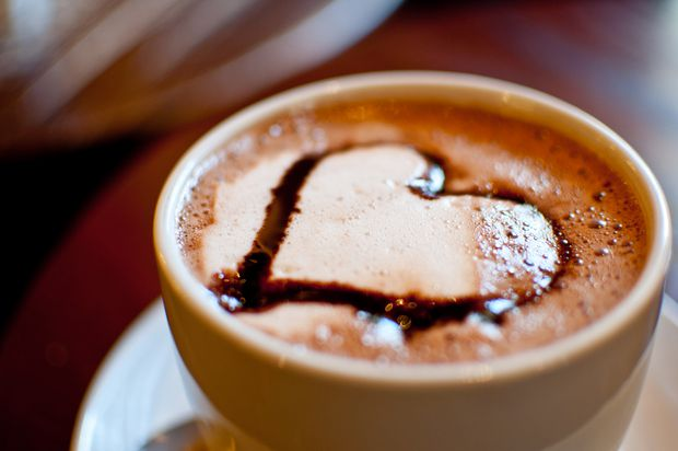 coffee with hearth