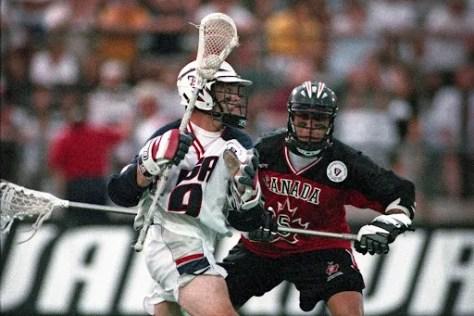 US Lacrosse 1998