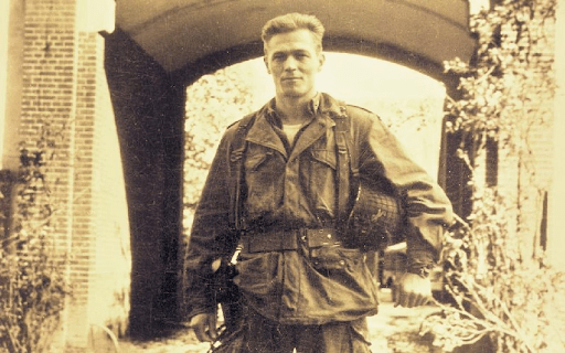 Major Dick Winters of Easy Company