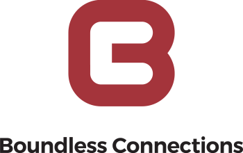 boundless connections vertical logo