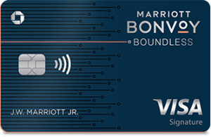 Marriott Bonvoy boundless Credit card helps to meet the challenges on a crisis situation