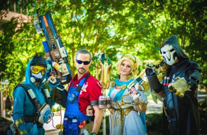 Overwatch Group Photo