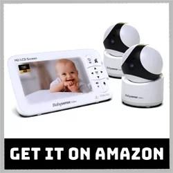 Babysense HD Video Baby Monitor