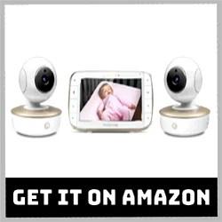 Motorola MBP50-G2 Split Screen Video Baby Monitor