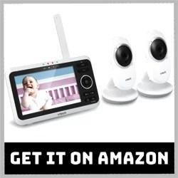 VTech VM350-2 Video Baby Monitor
