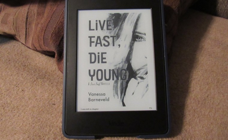 Live Fast, Die Young Vanessa Barneveld