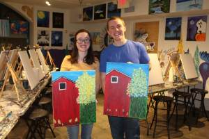 Burlington Paint & Sip