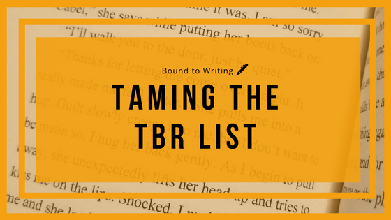 Taming the TBR List