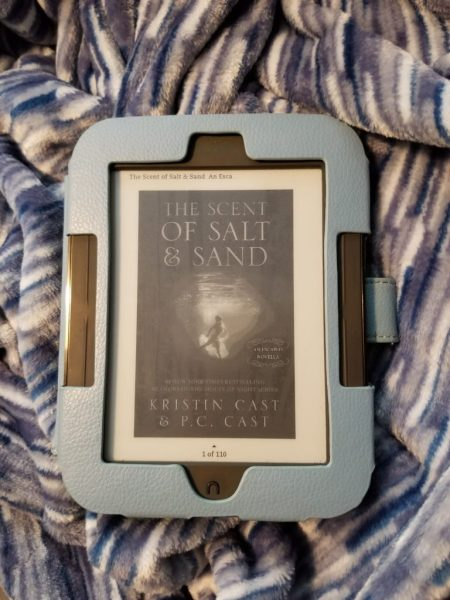 The Scent of Salt and Sea Kristin Cast and PC Cast novella review