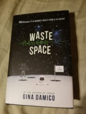 Waste of Space Gina Damico book review