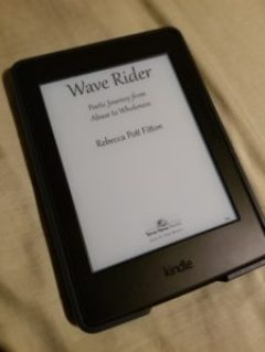 Wave Rider Rebecca Pott Fitton poetry review