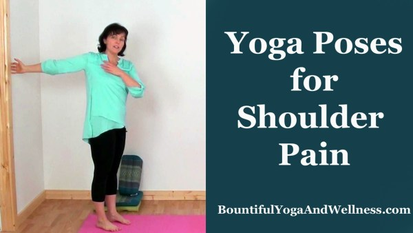 rotator cuff injury, yoga poses, neck pain, back pain, shoulder pain, yoga video, rotator cuff exercises