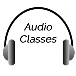 audio classes icon
