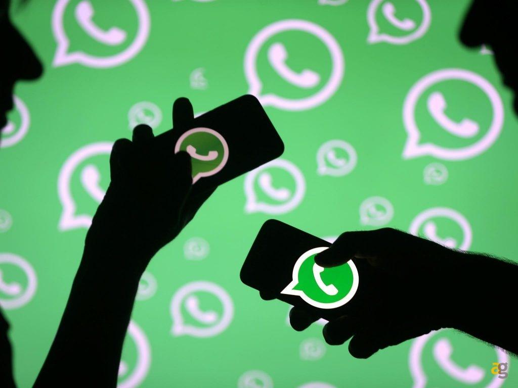 Come inviare la posizione su Whatsapp